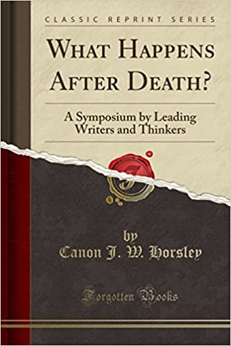 A Symposium By Leading Writers And Thinkers Classic Reprint Paperback December 7 2017