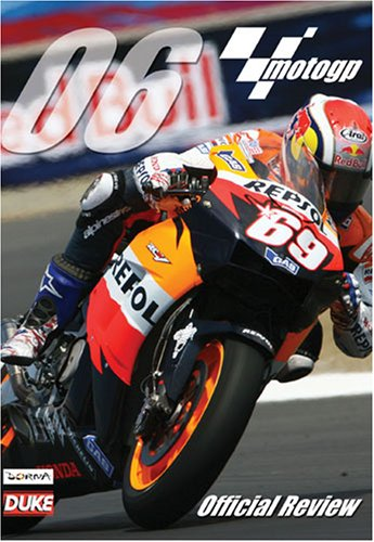 MotoGP Review 2006 [DVD]