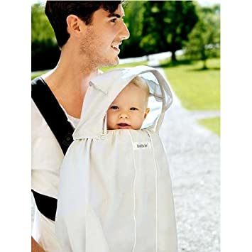 1736a3ae989 Amazon.com   Sun Cover For Baby Carrier By Baby Bjorn   Child Carrier Front  Packs   Baby