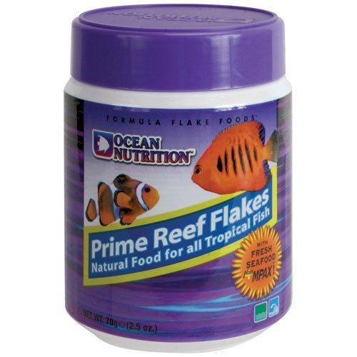Ocean Nutrition Prime Reef Flake Food 2. - Marine Flake Food Shopping Results