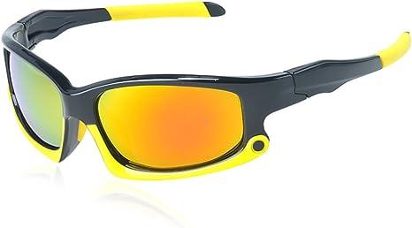 Lanlan Gafas bicicleta, ciclismo, gafas de sol Gafas polarizadas 9 ...