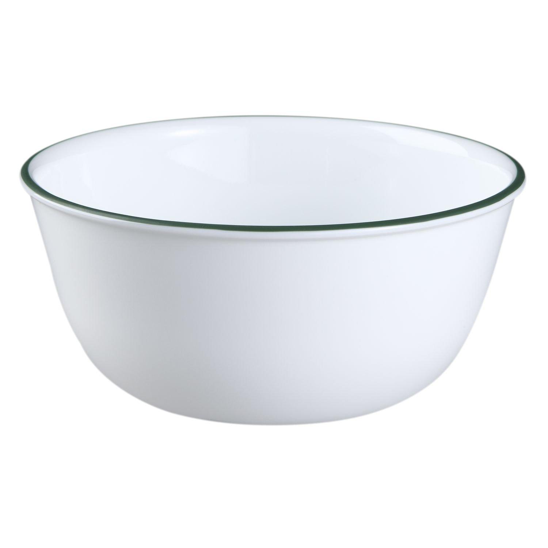 Livingware 28 oz Soup//Cereal Bowl Color: Navy Blue Set of 6