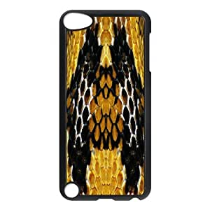Ipod Touch 5 Serpentine Phone Back Case Art Print Design Hard Shell Protection DF069576