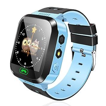 Adminitto88 Reloj Inteligente para Niños IPX67 Impermeable ...
