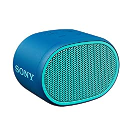 Sony SRS-XB01 Compact Portable Bluetooth Speaker: Loud Portable Party Speaker – Built in Mic for Phone Calls Bluetooth…