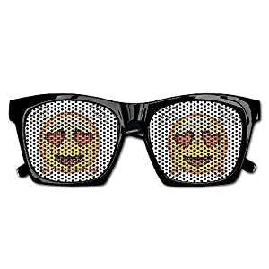 Sunglasses Unisex Emojis WiFi Smile Pictures Copy And Paste. With Personality Patternpopularsunglasses