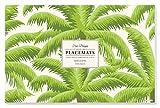 Faux Designs Paper Placemats - Palm