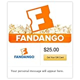 Fandango Gift Cards - E-mail Delivery