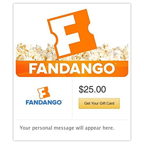 Fandango Gift Cards - Email Delivery (Best Place To Sell Gift Cards In Person)