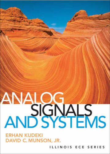 Analog System (Analog Signals and Systems)