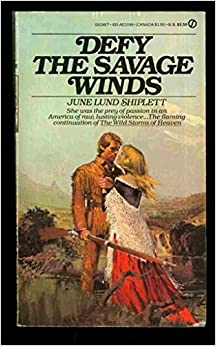 Book Defy the Savage Winds (Signet)
