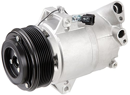 Brand New Premium Quality AC Compressor & A/C Clutch For Nissan Pathfinder - BuyAutoParts 60-02003NA New