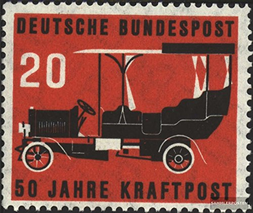 FRD (FR.Germany) 211 (complete.issue.) 1955 omnibus (Stamps for collectors)