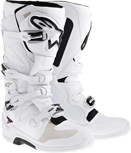 Alpinestars Mens Tech 7 Motocross Boot 12 Black
