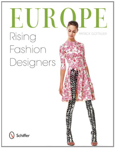 Europe: Rising Fashion Designers PDF