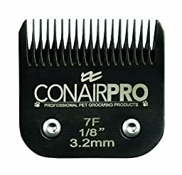 Conair Pro Steel Pet Clipper Replacement Blade, Size 7F
