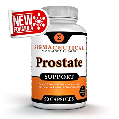 Prostate Supplement Men Urination Sitosterol product image