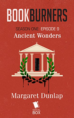 book cover of Ancient Wonders