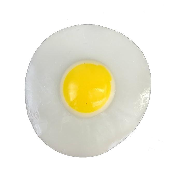 Mishiner 2 Piezas de simulación de Alimentos Huevos fritos niños ...