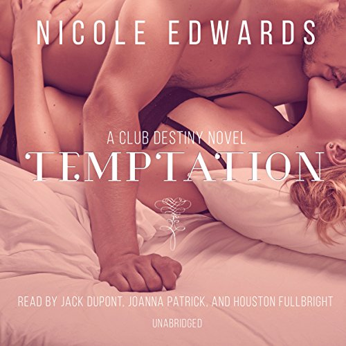 Temptation: A Club Destiny Novel, Book 2 Audiobook [Free Download by Trial] thumbnail