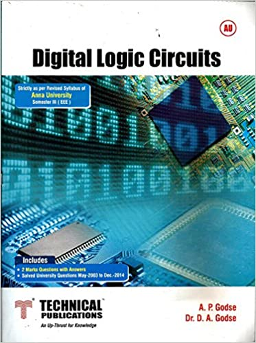 Amazon.in: Buy Digital Logic Circuits Book Online at Low Prices in ...