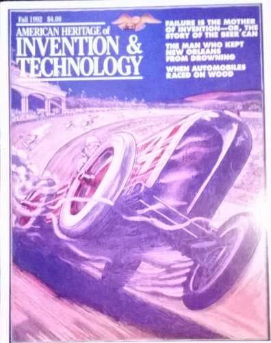 American Heritage of Invention & Technology Fall 1992