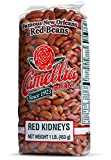Camellia Red Kidneys and Great Northerns Combo 1LB Bag (Pack of 2)
