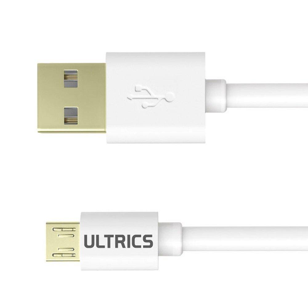 ULTRICS Cable Micro USB 2M Xbox Blanco y Otros Android Carga R/ápida Macho A a Micro USB 2.0 Alta Velocidad Datos de Sync Cable Cargador Movil Compatible con Samsung Galaxy S7//S6 Edge LG PS4
