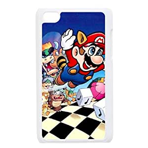 Super Mario Bros For Ipod Touch 4 Csae protection phone Case FXU329927