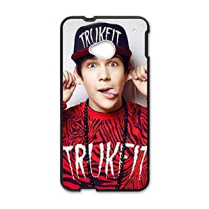 GKCB Trukfit Fashion Comstom Plastic case cover For HTC One M7