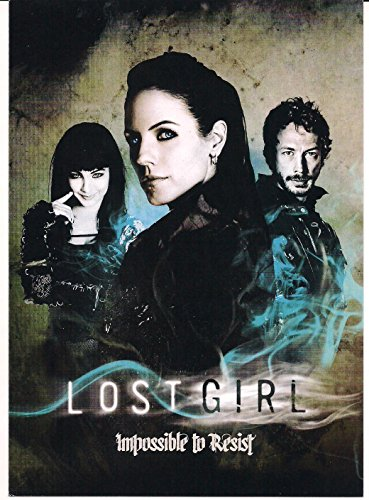 Lost Girl 5 x 7 Postcard & 6 x 4 Cast Photo from Lost Girl
