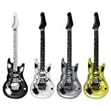 Rock 'n' Roll Inflatable Guitar- sold in units of 4