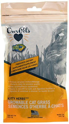 Ourpets Kitty Herbs, 5-Ounce from Pet Zone