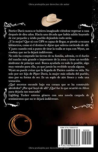La tentación del Cowboy (Spanish Edition): Lighling Tucker: 9781798869703: Amazon.com: Books