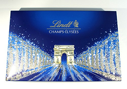Lindt Champs Elysees Assorted Milk Chocolate - 220 grams