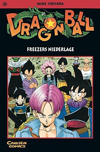 Dragon Ball, Bd.28, Freezers Niederlage