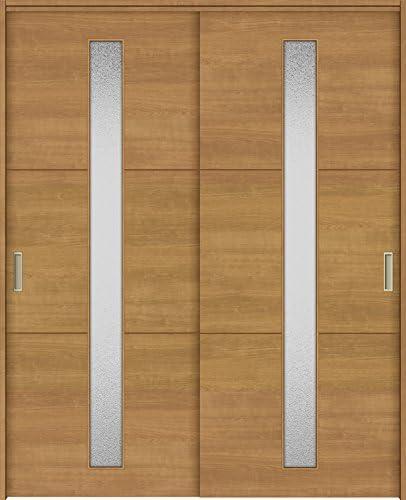 ラシッサS 上吊引戸 引違い戸2枚建 ASUH-LGD 1620 錠なし W:1,644mm × H:2,023mm ノンケーシング 本体/枠色:プレシャスホワイト(YY) 枠種類:156mm幅(ノンケーシング枠) 引手(シャインニッケル) 床見切り:なし 機能:ブレーキ LIXIL リクシル TOSTEM トステム