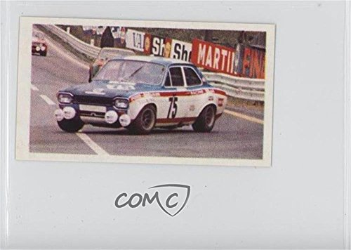 Ford Escort (Trading Card) 1975 Candy Gum Auto Sprint Series 2 - [Base] #8