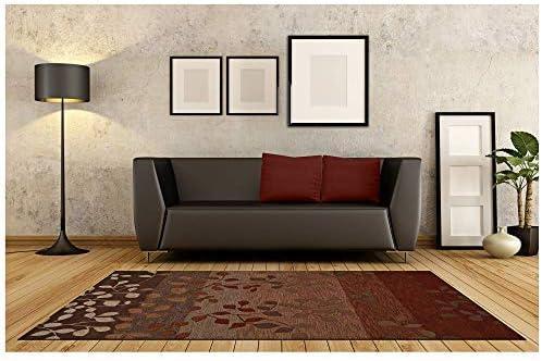 Dalyn Rugs Studio Sd 1 8-Feet by 10-Feet Area Rug, Paprika
