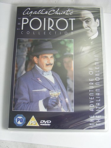 Agatha Christie Poirot Collection The Adventure of The Italian Nobleman DVD (Poirot The Adventure Of The Italian Nobleman)