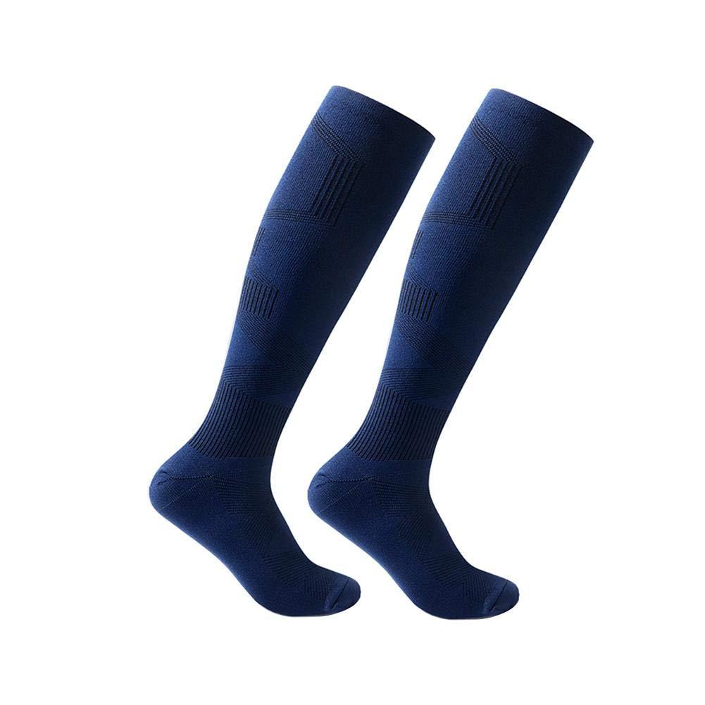 Minimew Chaussettes de Compression dhiver en Tissu de Coton /épaissies Chaussettes Thermo Respirantes Chaudes et r/ésistantes /à lusure pour Hommes et Femmes Marathon intensely