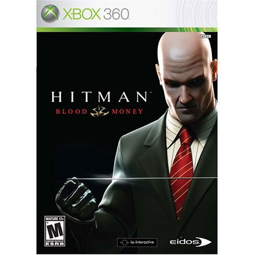 Hitman: Blood Money - Xbox 360 by Square Enix