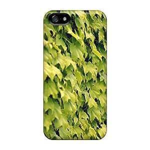 Cute Tpu Dana Lindsey Mendez Russian Vines Case Cover For Iphone 5/5s