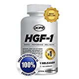 XPI HGF-1 - 100 Capsules - Boost Natural Energy, Lean Muscle Tissue - Clinically Tested Ingredients