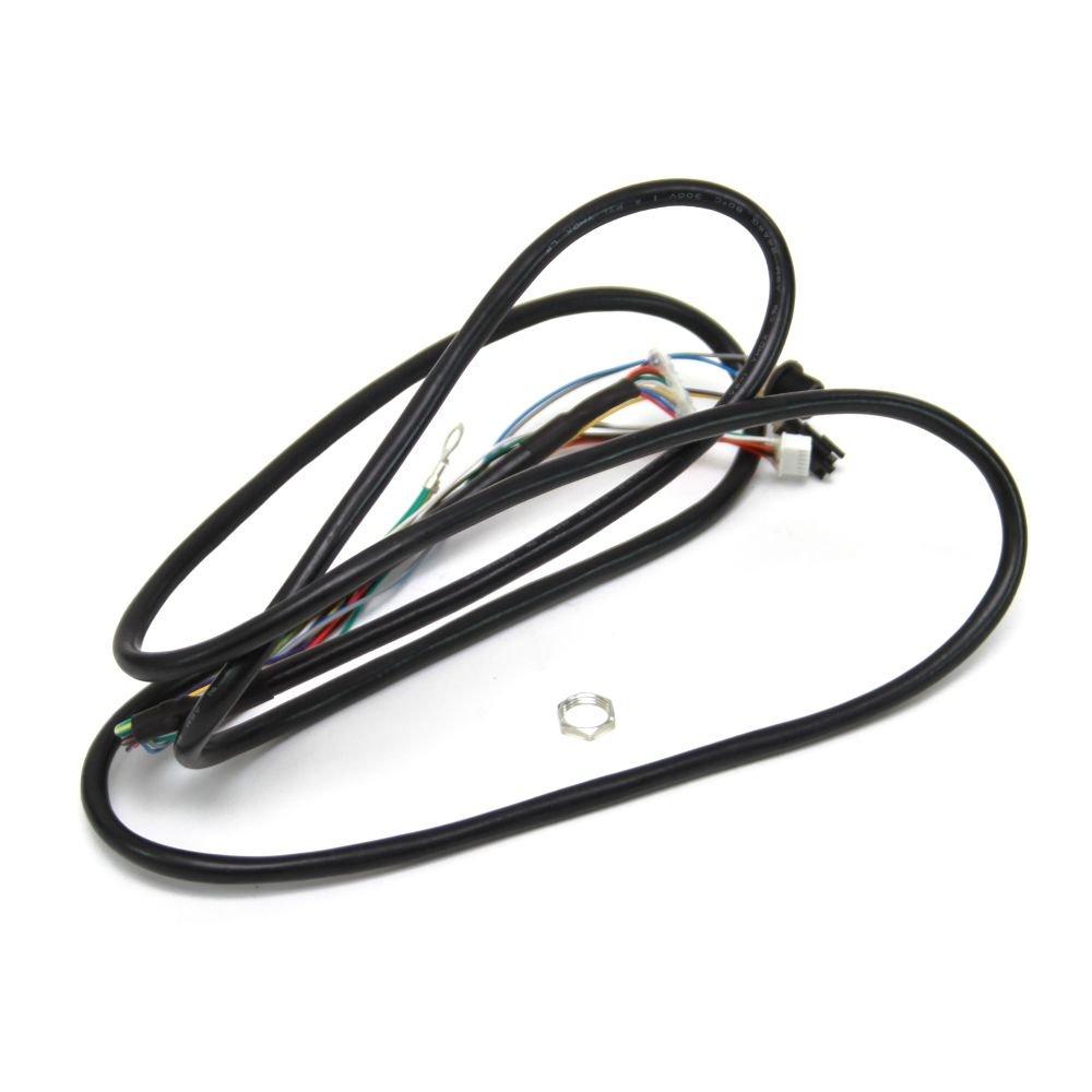 Horizon 074701 Elliptical Console Wire Harness Genuine Original Equipment Manufacturer (OEM) Part for Horizon