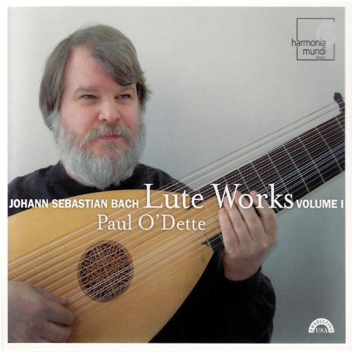 Lute Baroque (Bach: Lute Works, Volume I)