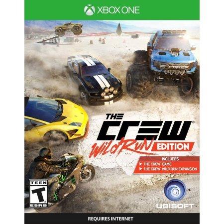 (The Crew Wild Run Edition (Xbox One))