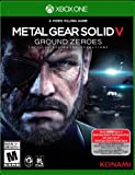 Metal Gear Solid V Ground Zeroes XB One - Xbox One