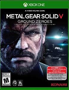 Metal Gear Solid V Ground Zeroes XB One - Xbox One