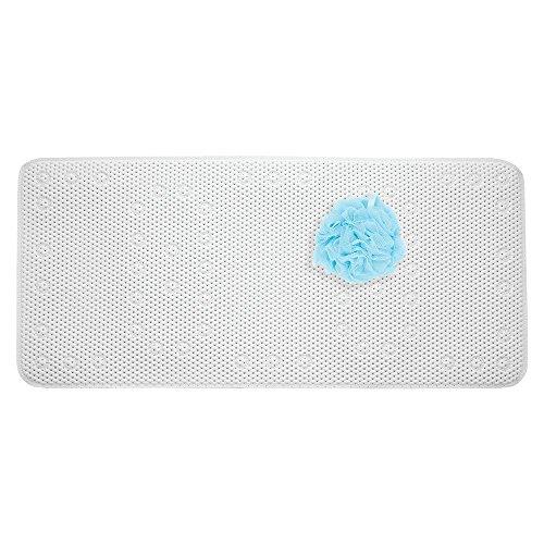 InterDesign Cushion Non Slip Suction Bathtub
